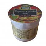 Produkt der Woche: Vegetable & Noodle Soup Asia