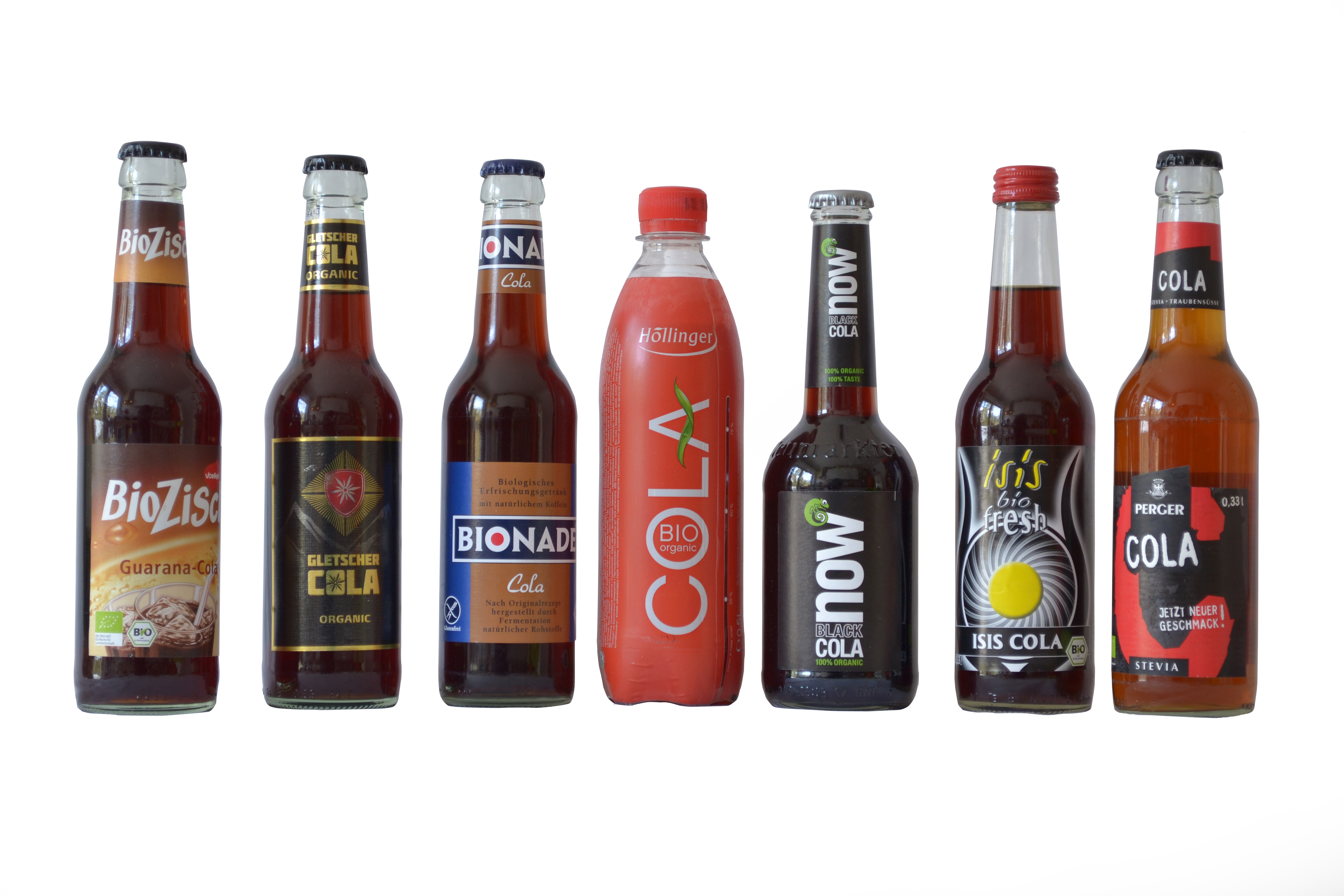 Test Bio-Cola: Zuckriger Kick