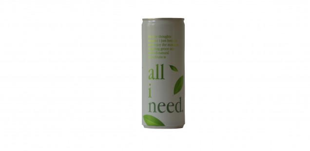 Produkt der Woche: all i need Bioteegetränk