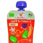 Produkt der Woche: FruchtBar 100 % Bio-Früchte & Müsli