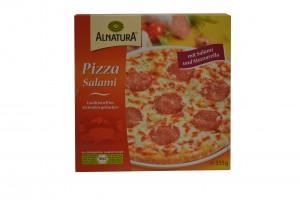 Alnatura-Pizza Salami