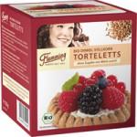 Produkt der Woche: Bio Dinkel Vollkorn Torteletts von Flemming