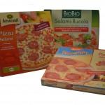 Test des Monats: Bio Salami-Pizza