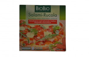 Salami-Rucola