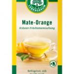 Produkt der Woche: Mate-Orange Kräuter-Früchteteemischung