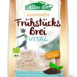 Produkt der Woche: Amaranth Frühstücksbrei Vital von Allos