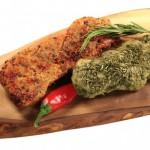 Wheaty Grillsteaks rot-grün von Topas