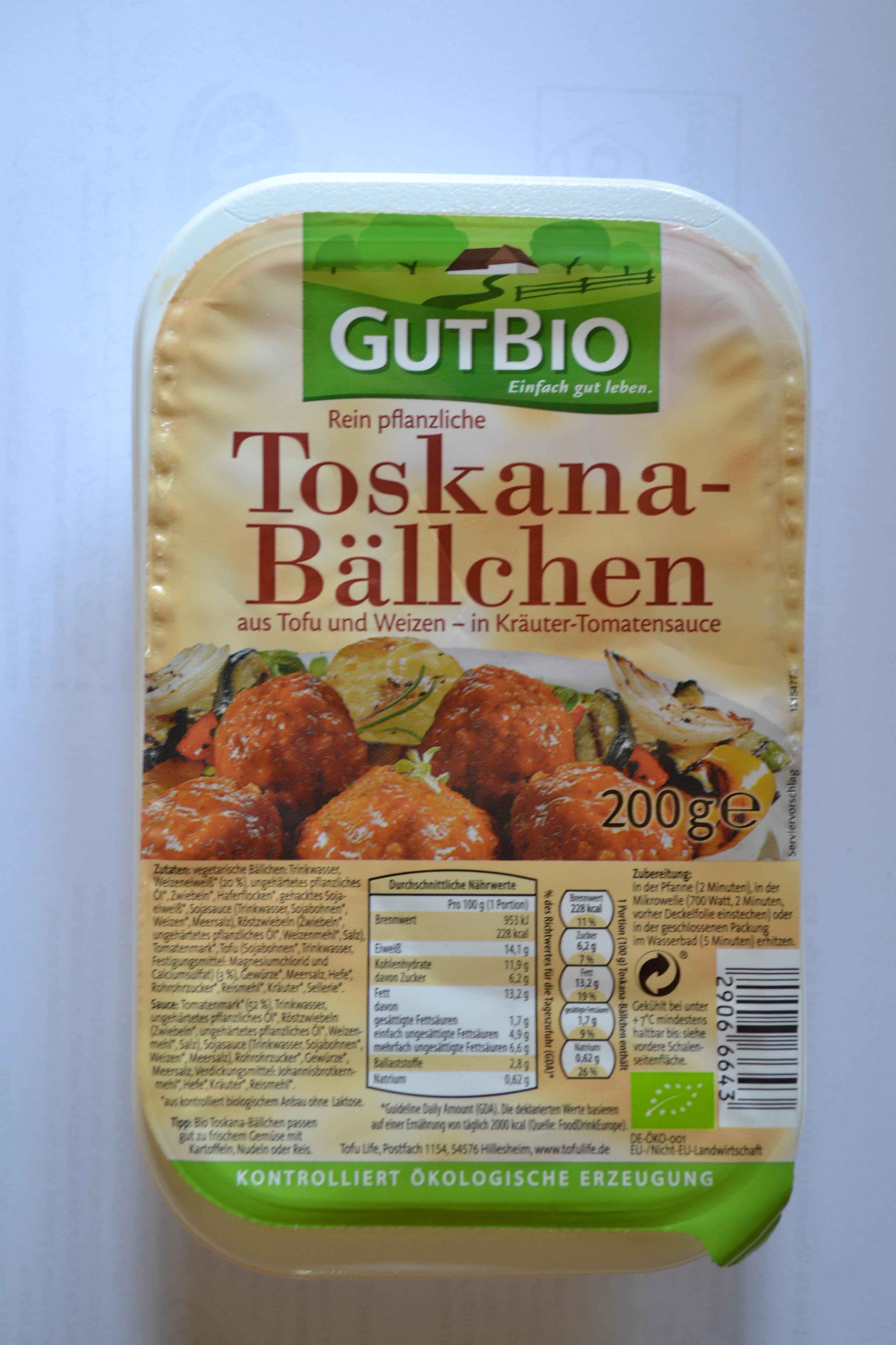 Produkt der Woche: Toskana-Bällchen von Aldi Nord