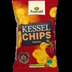 Produkt der Woche: Kesselchips Paprika von Alnatura