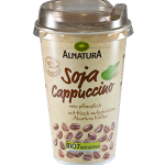 Produkt der Woche: Veganer Soja Cappuccino von Alnatura