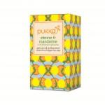 Produkt der Woche: Früchtetee Zitrone & Mandarine mit Zitronenverbene von Pukka Herbs