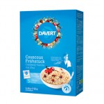 Produkt der Woche: Couscous Frühstück Cranberry-Vanille mit Chia von Davert