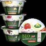 Produkt der Woche: Bio Quark Genuss Pfirsich-Maracuja von Arla