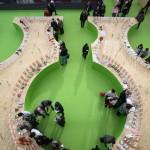 Biofach 2015 in Nürnberg: Ohne Gluten, aber mit Schnecken