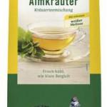 Produkt der Woche: Almkräuter - Kräutertee von Lebensbaum