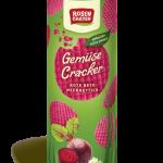 Produkt der Woche: Gemüse Cracker Rote Bete Meerrettich von Rosengarten