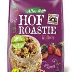 Produkt der Woche: Hof Roastie Wildbeere von Allos