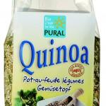 Produkt der Woche: Quinoa Gemüsetopf von Pural