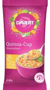 Produkt der Woche: Quinoa-Cup orientalisch von Davert