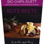 Produkt der Woche: Bio-Chips-Duett Rote Beete von My Chipsbox