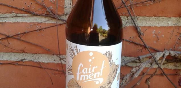 Produkt der Woche: Lebendiger Kombucha Honigbusch-Lemongras-Ingwer von Fairment