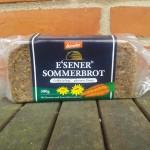 Produkt der Woche: E`sener Sommerbrot von Härdtner Spezialitäten