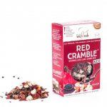 Produkt der Woche: Red Cramble -  schneller Low-Carb-Mix von Pilze Wohlrab