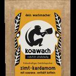 Produkt der Woche: Koawach Kakaopulver mit Zimt + Kardamom
