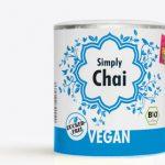 Produkt der Woche: Simply Chai vegan ohne Zucker von Simply Chai