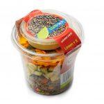 Produkt der Woche: Schichtsalat Linsen + X von Blattfrisch