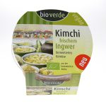 Produkt der Woche: Kimchi mit frischem Ingwer von bio-verde/Isana