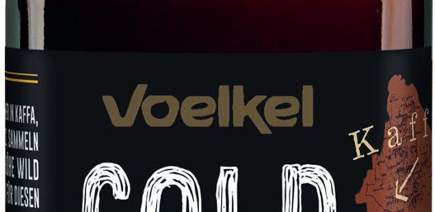Produkt der Woche: Cold Brew Wild Coffee Vanilla von Voelkel