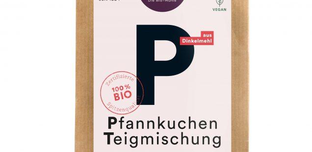 Pfannkuchen Teigmischung von Antersdorfer Bio-Mühle