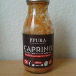 Produkt der Woche: Caprino - Ziegenfrischkäse, Karotten & Tomaten von PPura